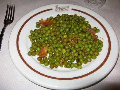 A Plate Full of Peas