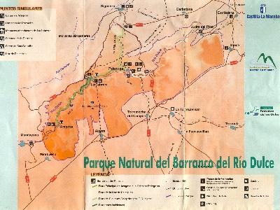 Parque Natural del Barranco Río Dulce