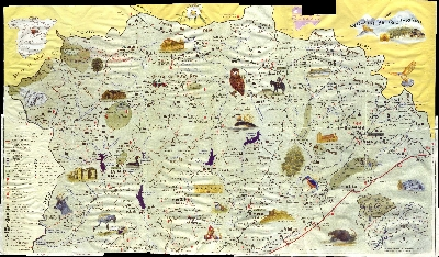 The Best Siguenza Map